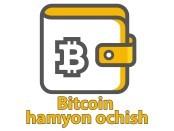 Bitcoin hamyon ochish. Qaysi Bitcoin hamyon yaxshi